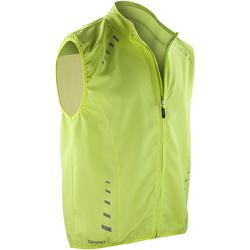 Vêtements Homme Vestes de survêtement Spiro S259X Vert citron néon