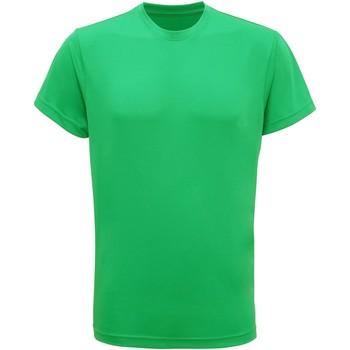 Vêtements Homme T-shirts manches courtes Tridri TR010 Vert