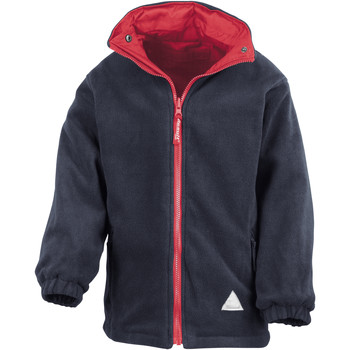 Vêtements Enfant Polaires Result R160JY Rouge/Bleu marine