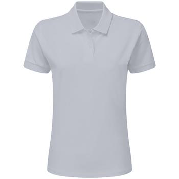 Vêtements Garçon Polos manches courtes Sg SG59K Gris clair