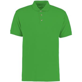 Vêtements Homme Polos manches courtes Kustom Kit Work Vert irlandais