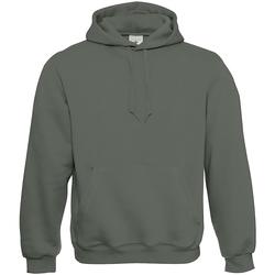 Vêtements Homme Sweats B And C Hooded Kaki génération Y