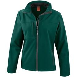 Vêtements Femme Blousons Result R121F Vert bouteille