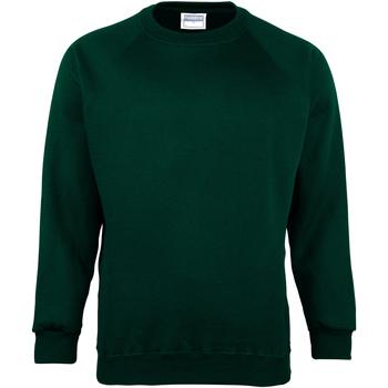 Vêtements Enfant Sweats Maddins  Vert bouteille