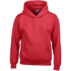 Vêtements Enfant Sweats Gildan 18500B Rouge