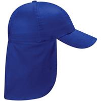 Accessoires textile Enfant Casquettes Beechfield Legionnaire Bleu roi