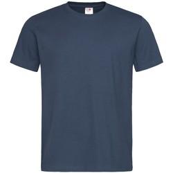 Vêtements Homme T-shirts manches courtes Stedman Comfort Bleu marine