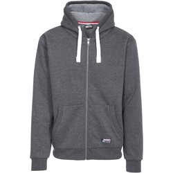 Vêtements Homme Sweats Trespass Feldy Gris chiné