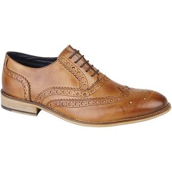 Chaussures Homme Richelieu Roamers Oxford Fauve