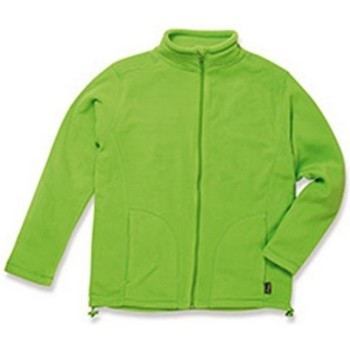 Vêtements Homme Polaires Stedman Active Vert kiwi