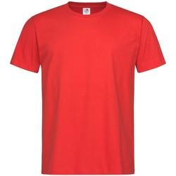 Vêtements Homme T-shirts manches courtes Stedman Comfort Rouge