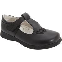 Chaussures Fille Ballerines / babies Boulevard  Noir mat
