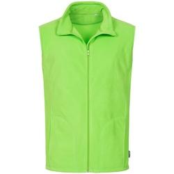 Vêtements Homme Gilets / Cardigans Stedman Active Vert kiwi