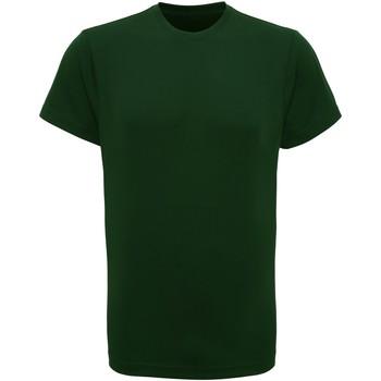 Vêtements Homme T-shirts manches courtes Tridri TR010 Vert bouteille