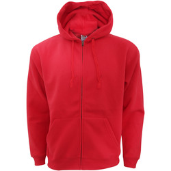 Vêtements Homme Sweats Fruit Of The Loom Hooded Rouge