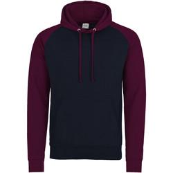 Vêtements Homme Sweats Awdis Hooded Bleu marine / bordeaux