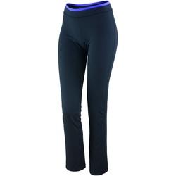 Vêtements Femme Leggings Spiro S275F Noir/Lavande