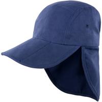 Accessoires textile Casquettes Result Legionnaire Bleu marine