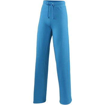 Vêtements Femme Pantalons de survêtement Awdis Girlie Bleu saphir