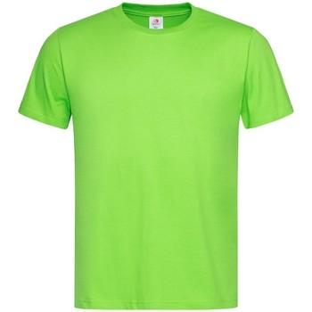 Vêtements Homme T-shirts manches courtes Stedman Classics Vert clair