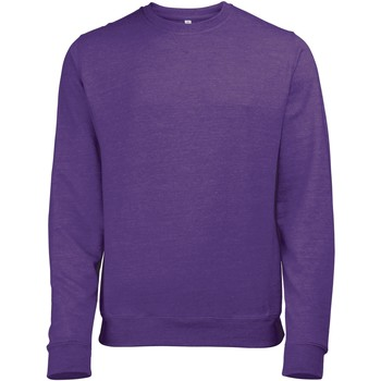Vêtements Homme Sweats Awdis JH040 Pourpre chiné