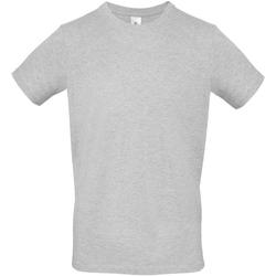 Vêtements Homme T-shirts manches courtes B And C E150 Gris pâle