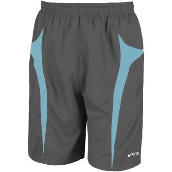 Vêtements Homme Shorts / Bermudas Spiro S184X Gris/Eau