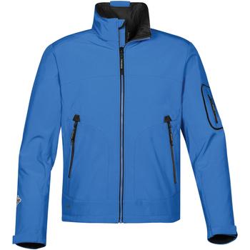 Vêtements Homme Blousons Stormtech Softshell Bleu électrique/Noir