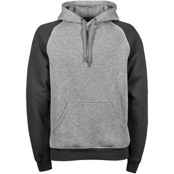 Vêtements Homme Sweats Tee Jays Hooded Gris sombre