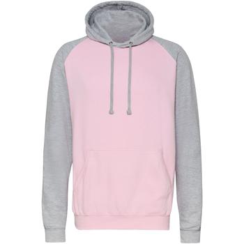 Vêtements Homme Sweats Awdis Hooded Rose clair / gris