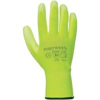 Accessoires textile Gants Portwest PW081 Jaune
