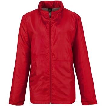 Vêtements Femme Coupes vent B And C Active Rouge