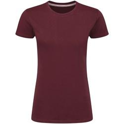 Vêtements Femme T-shirts manches courtes Sg Perfect Bordeaux