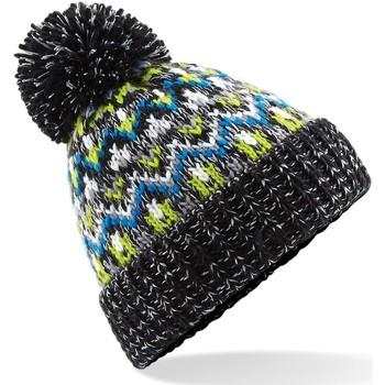 Accessoires textile Bonnets Beechfield Blizzard Réglisse