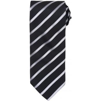 Vêtements Homme Cravates et accessoires Premier Formal Noir/Argent