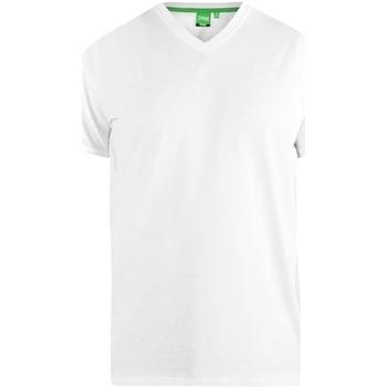 Vêtements Homme T-shirts manches courtes Duke Signature Blanc