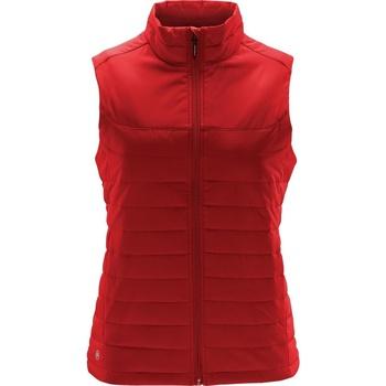 Vêtements Femme Doudounes Stormtech Nautilus Rouge vif