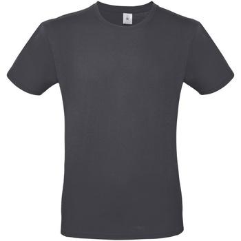 Vêtements Homme T-shirts manches courtes B And C E150 Gris foncé