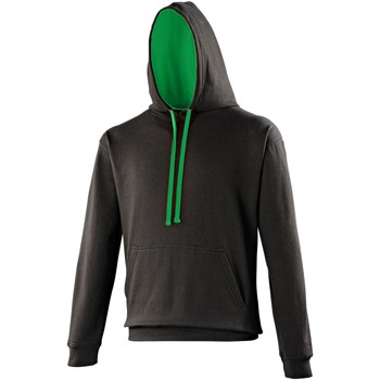 Vêtements Sweats Awdis Hooded Noir / vert