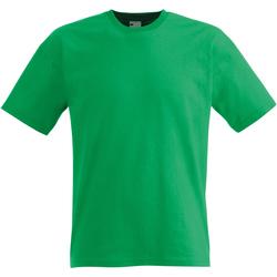 Vêtements Homme T-shirts manches courtes Universal Textiles Casual Vert vif