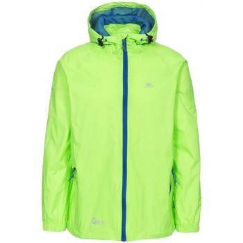 Vêtements Coupes vent Trespass Qikpac Vert