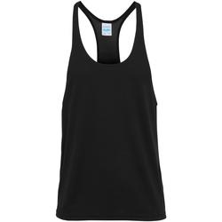 Vêtements Homme Débardeurs / T-shirts sans manche Awdis JC009 Noir