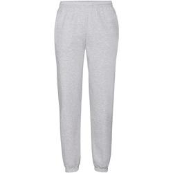 Vêtements Homme Pantalons de survêtement Fruit Of The Loom 64026 Gris chiné