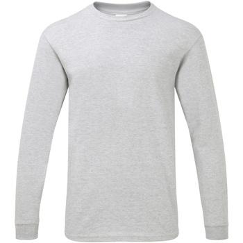 Vêtements Homme T-shirts manches longues Gildan Hammer Gris