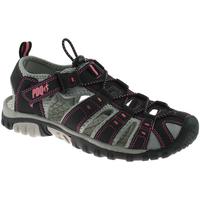 Chaussures Femme Sandales sport Pdq Toggle Noir/Rose