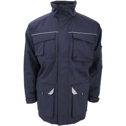 Vêtements Homme Parkas Result R301X Bleu marine