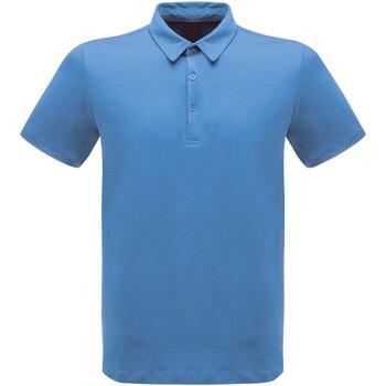 Vêtements Homme Polos manches courtes Regatta Classics Bleu roi