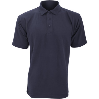 Vêtements Homme Polos manches courtes Ultimate Clothing Collection UCC003 Bleu marine