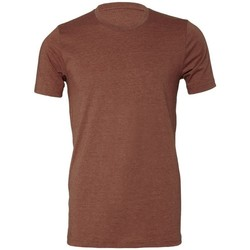 Vêtements Homme T-shirts manches courtes Bella + Canvas Jersey Argile chinée