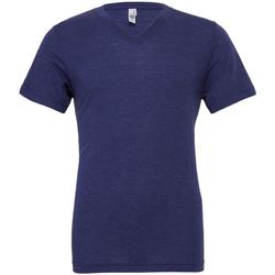 Vêtements Homme T-shirts manches courtes Bella + Canvas Canvas Bleu marine